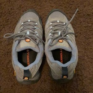 Merrell size 7 trail boots
